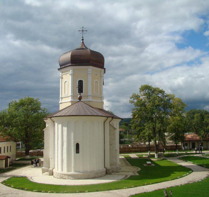 Capriana monastery