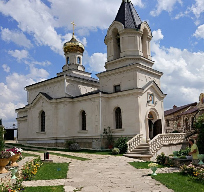 Moldavian monastery
