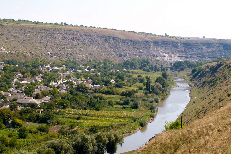 Old Orhei Moldova