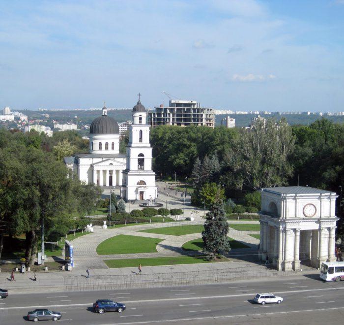 Chisinau, Moldova tour