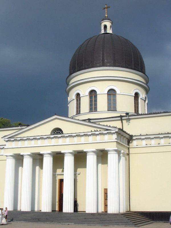 The Cathedral of Moldova